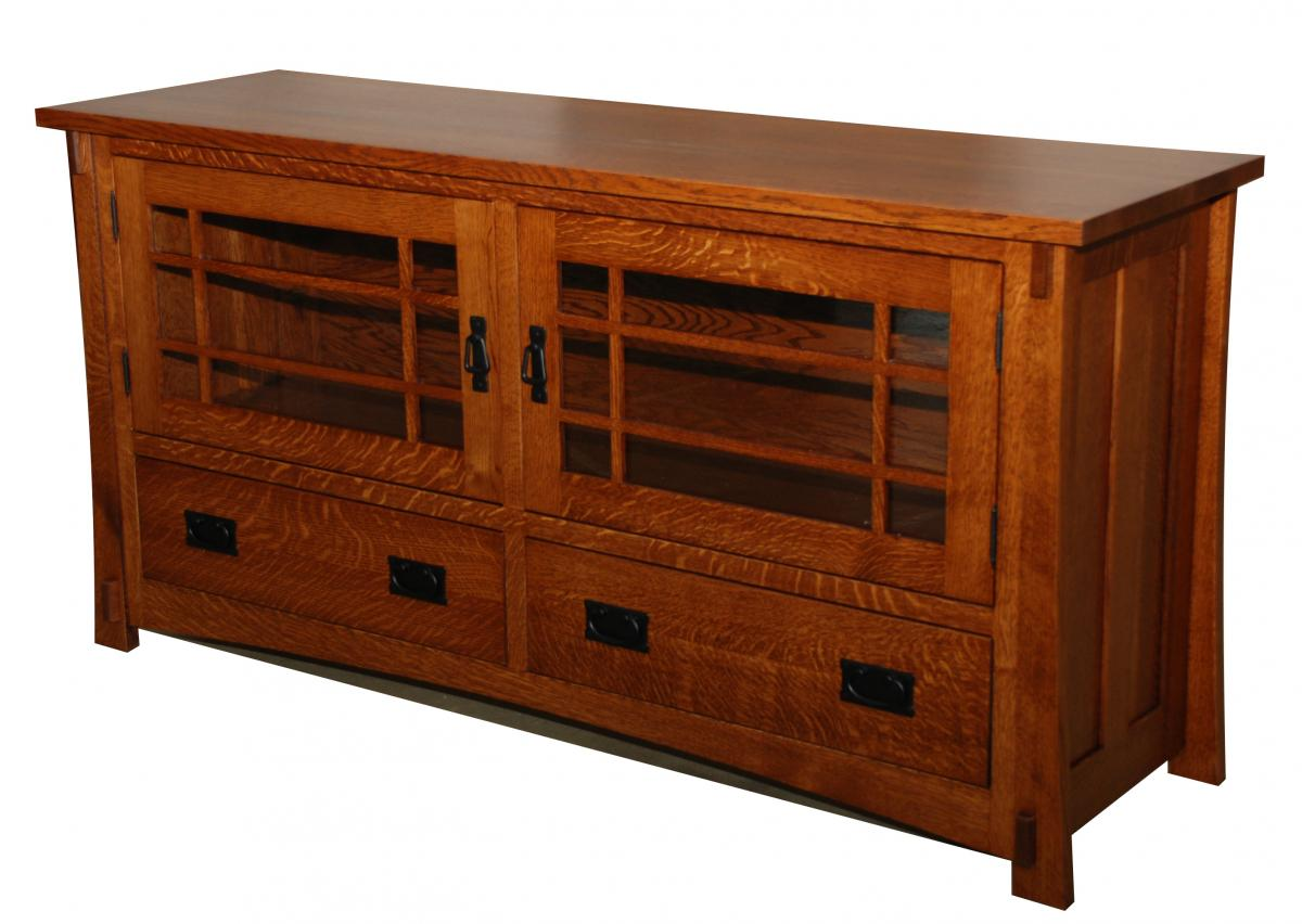 Mission Furniture built by Amish Craftsman