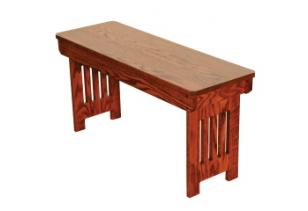 Amish Style Mission Bench