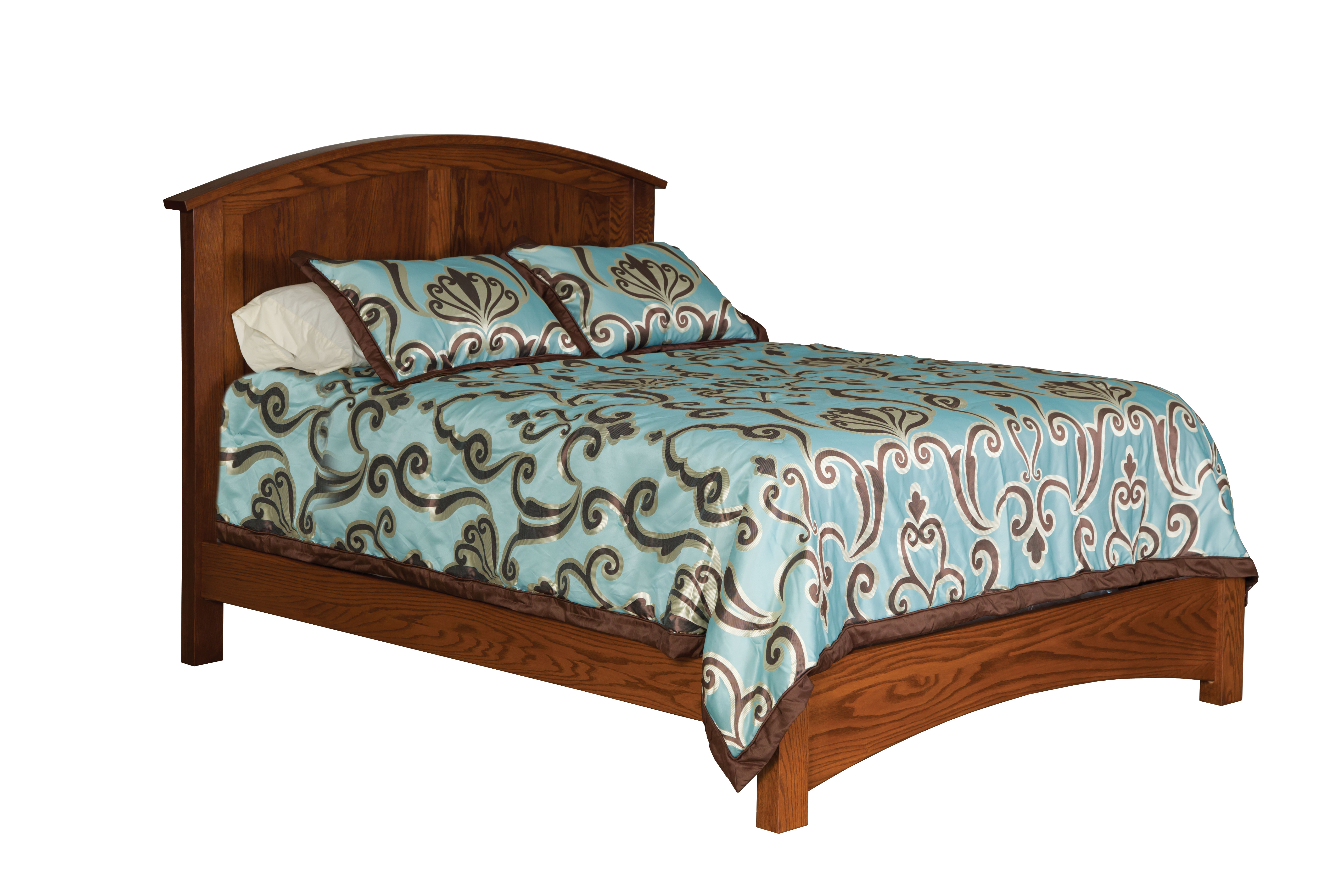Buckeye Economy Panel Bed | Amish Valley Products