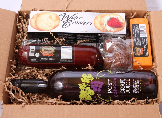 Amish Country Quot Best Quot Gift Basket Amish Valley Products