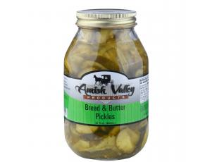 Amish Valley Products Bread & Butter Pickles