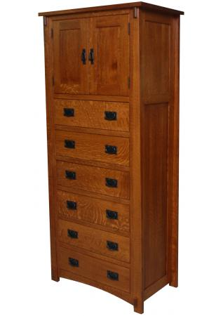 Dutch County Mission  Lingerie chest