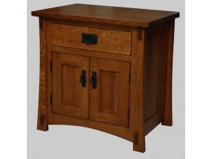 Dutch County Mission Nightstand