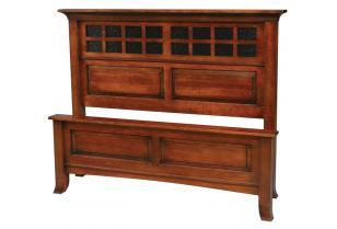 Edinburg Collection Full Bed