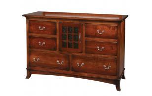 Edinburg Collection Dresser without Mirror
