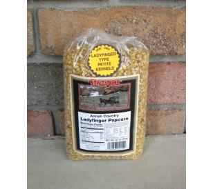 Amish Country Ladyfinger Popcorn