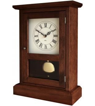 Shaker Mantle Clock Amish Handcrafted
