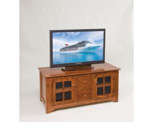 "50"" Flush Mission TV Unit"