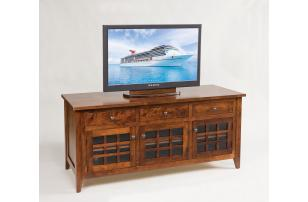"64"" Flush Mission Entertainment Stand"