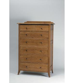 Bunker Hill Collection 7 Drawer Chest