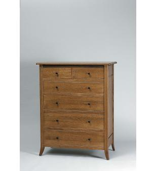 Bunker Hill Collection 6 Drawer Chest