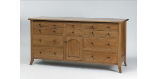 Bunker Hill Collection Triple Dresser