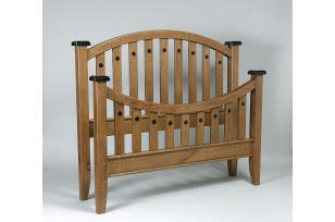 Bunker Hill Collection Slat Bed