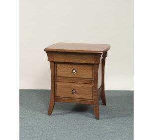 Banbury Collection Two Drawer Nightstand
