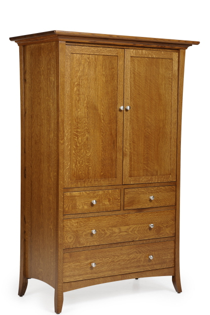 charleston collection armoire amish valley products. Black Bedroom Furniture Sets. Home Design Ideas