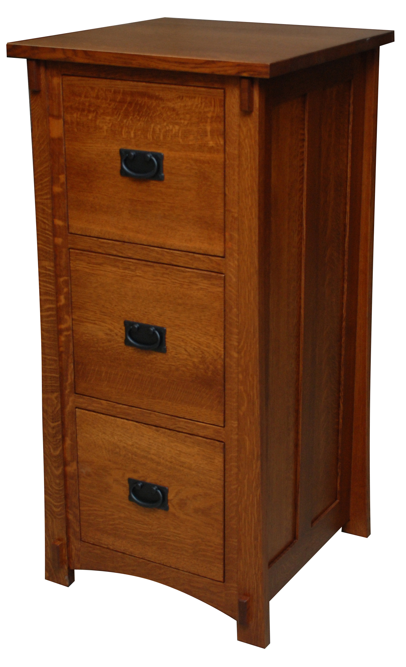 Dutch County Mission File Cabinet Amish Valley Products
